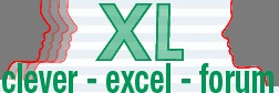 Clever-Excel-Forum